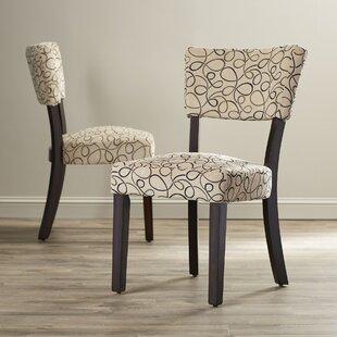 Latitude Run Bauch Side Chair (Set of 2)