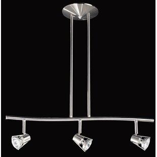 Kendal Lighting Sorella 3-Light Kitchen Island Pendant