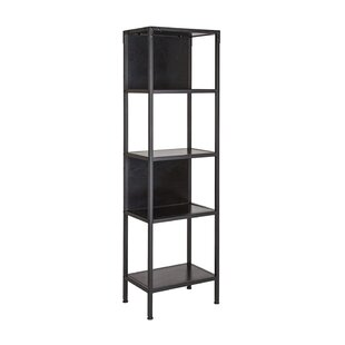 Close Standard Bookcase by Ebern Designs Today Sale Only