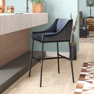 Mccormick Adjustable Height Bar Stool by Trent Austin Design 2019 Sale