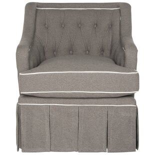 Knepper Swivel Armchair by Darby Home Co