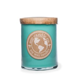 Ocean Waves Scented Jar Candle