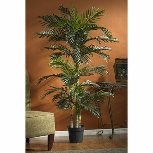 """78"""" Artificial Palm Tree in Pot"""