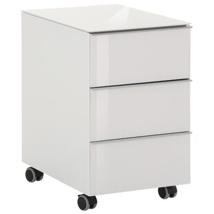 Mcconnell 3 Drawer Filing Cabinet By 17 Stories