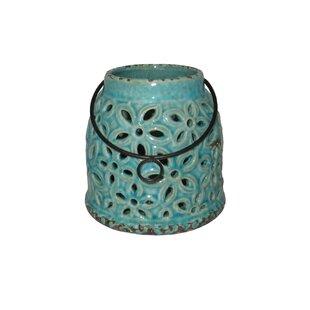 Ceramic Lantern by Bungalo..
