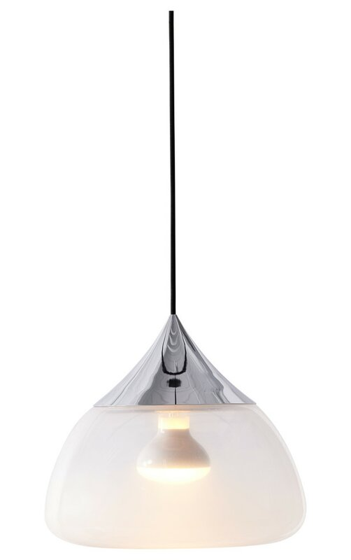 Seeddesign Mist 1 Light Single Teardrop Pendant Perigold