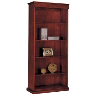 Read Reviews Del Mar Standard Bookcase by Flexsteel Contract
