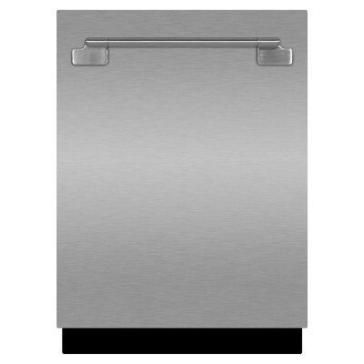 "AGA Elise 24"" 48 dBA Built-in Dishwasher  Finish: Stainless Steel"
