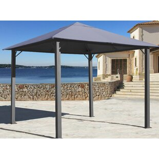 3m X 3m Aluminium Patio Gazebo By Quick-Star