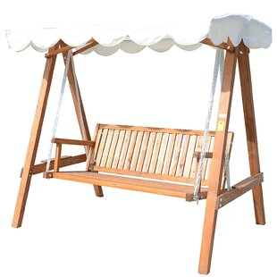 Kirsch Swing Seat With Stand Image