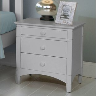 Compare & Buy Bonneau 3 Drawer Nightstand by Harriet Bee Reviews (2019) & Buyer's Guide