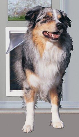 Perfect Pet 10 12 X 15 Xl White Modular Pet Patio Door Wayfair