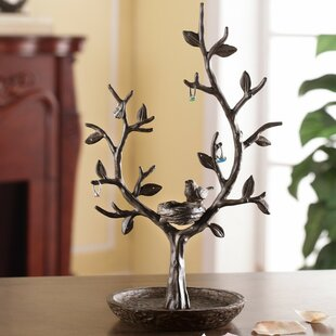 Neihart Bird and Twig Tree Jewelry Holder