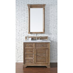 Osmond 36 Single Driftwood Bathroom Vanity Set by Greyleigh
