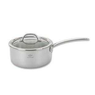 Triply Sauce Pan with Lid