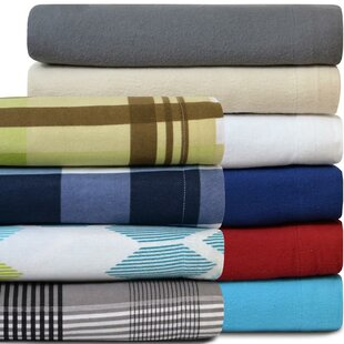 Bargain Super Soft 100% Cotton Flannel Sheet Set By Bare Home