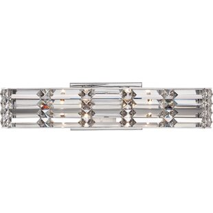 Willa Arlo Interiors Wethington 4-Light Bath Bar