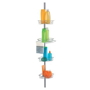 Rebrilliant Doemland 4 Tier Corner Shower Caddy