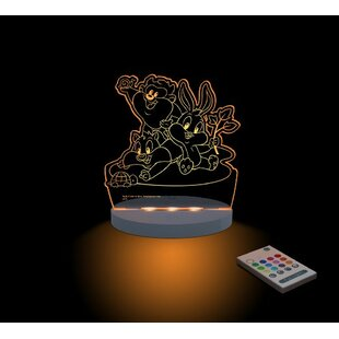 CompassCo Warner Bros. Looney Tunes, Baby Group Night Light