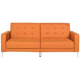 Jayde Foldable Sleeper Sofa by Wade Logan
