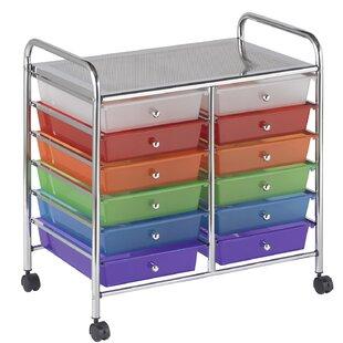 12-Drawer Storage Chest Offex