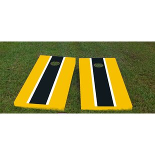 Custom Cornhole Boards Steelers Cornhole Game (Set of 2)
