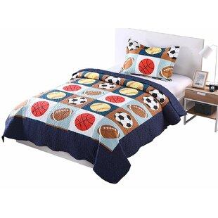 Statham Bedspread Quilt Set
