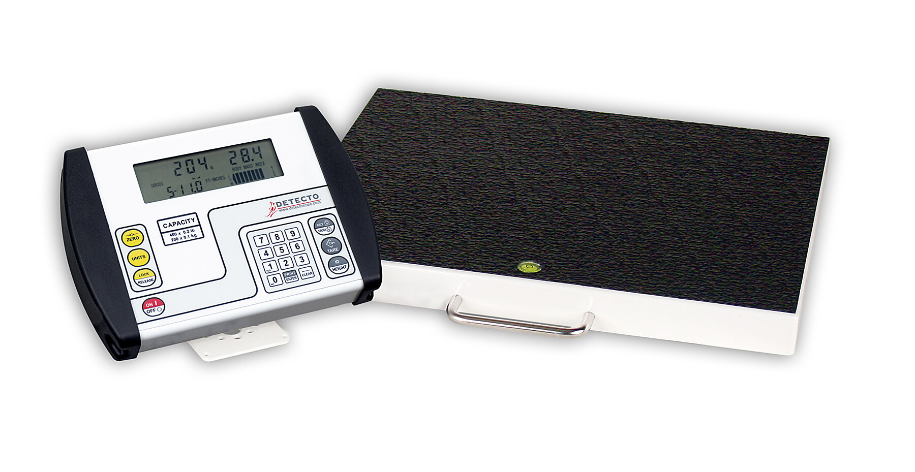 Detecto General Purpose Portable Scale Wayfair