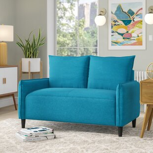 Great Price Almondsbury Morden Loveseat by Wrought Studio Reviews (2019) & Buyer's Guide