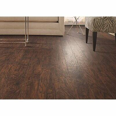 Hanbridge 5 25 X 47 11 93mm Hickory Laminate Flooring In