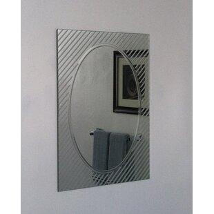Best Reviews Allegro Modern Wall Mirror ByDecor Wonderland