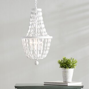 Mistana Faun 4-Light Empire Chandelier