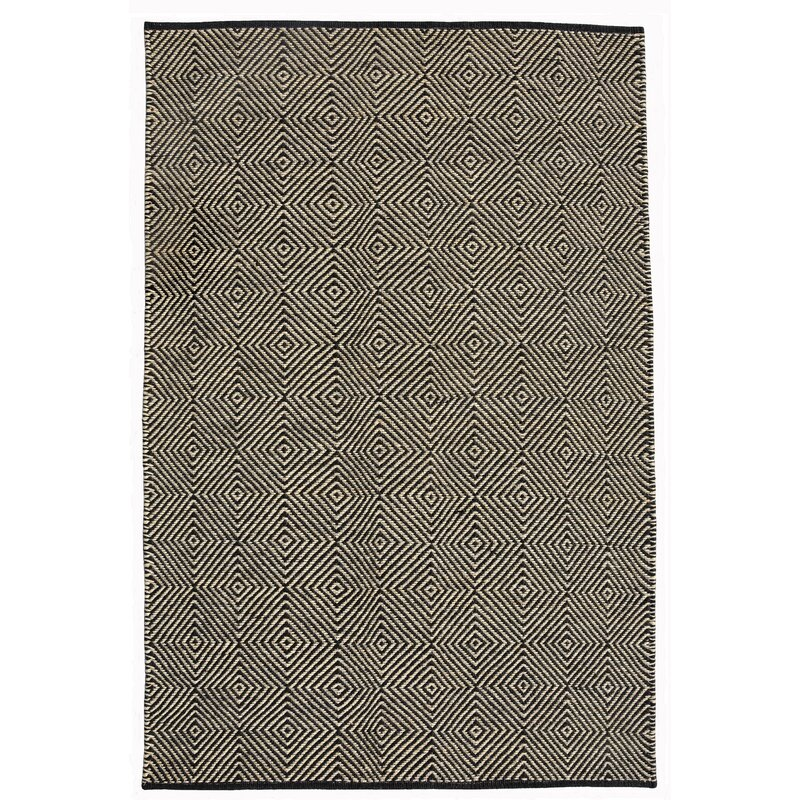 Ivy Bronx Dendron Hand Knotted Jute Brown Area Rug Wayfair