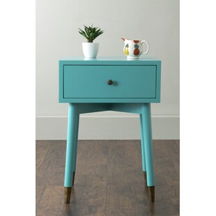 Pellston End Table with St..