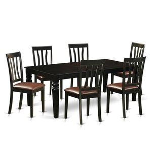 Ansari 7 Piece Dining Set DarHome Co