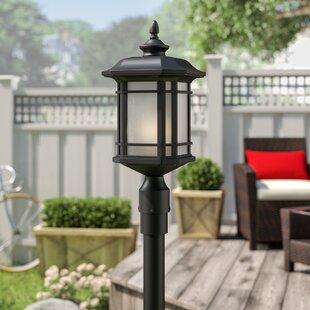 Darby Home Co Broadmoor Outdoor 1-Light Lantern Head