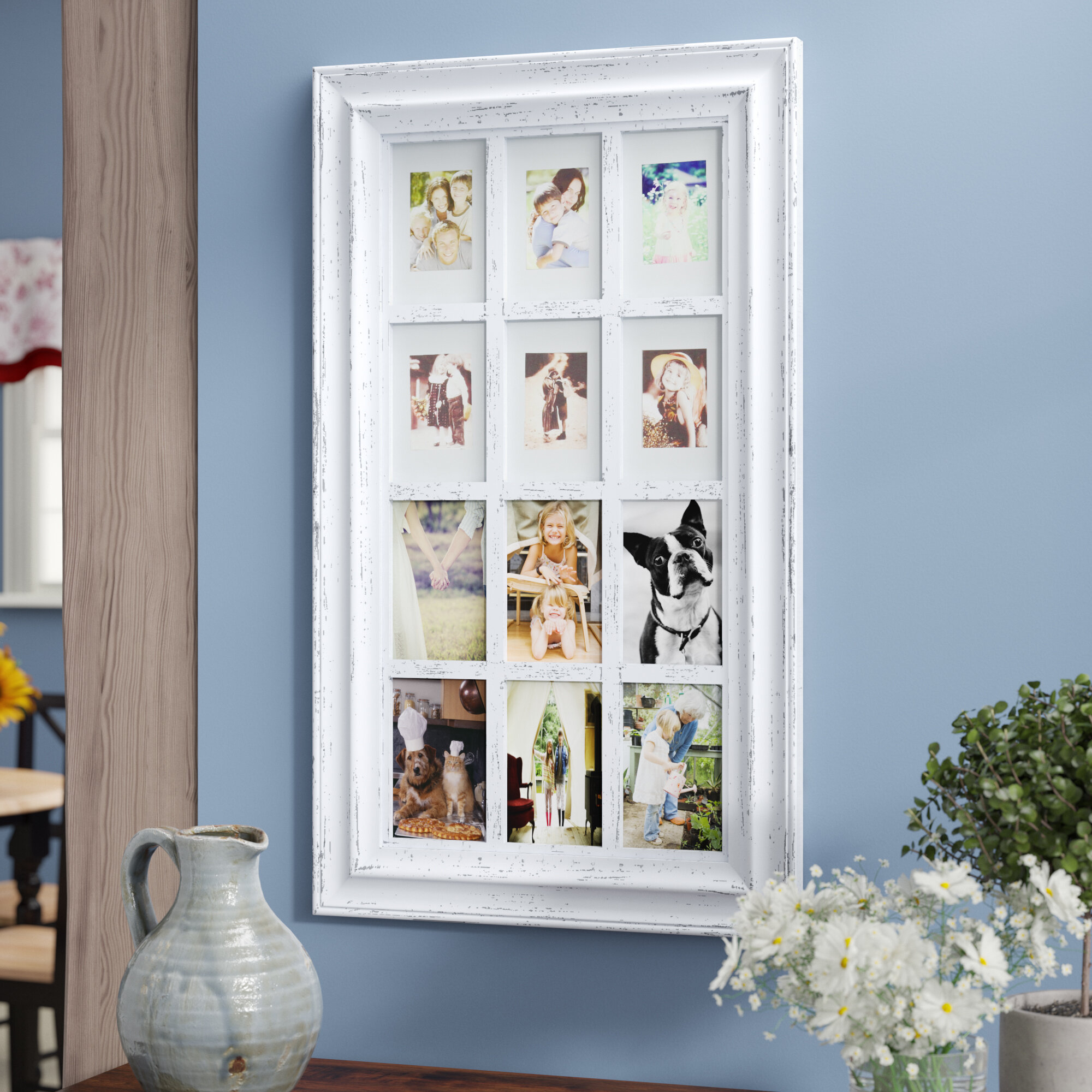"""Room Decor Hot Style A4//5/""""//6/""""//7/""""//8/"""" Multi-size Wooden Picture Photo Wall Frame"""