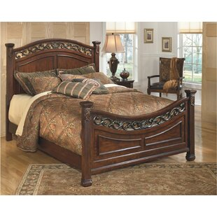 Cedar Creek Panel Bed by Three Posts
