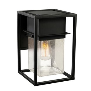 Holifield LED Outdoor Wall Lantern By Orren Ellis Outdoor Lighting