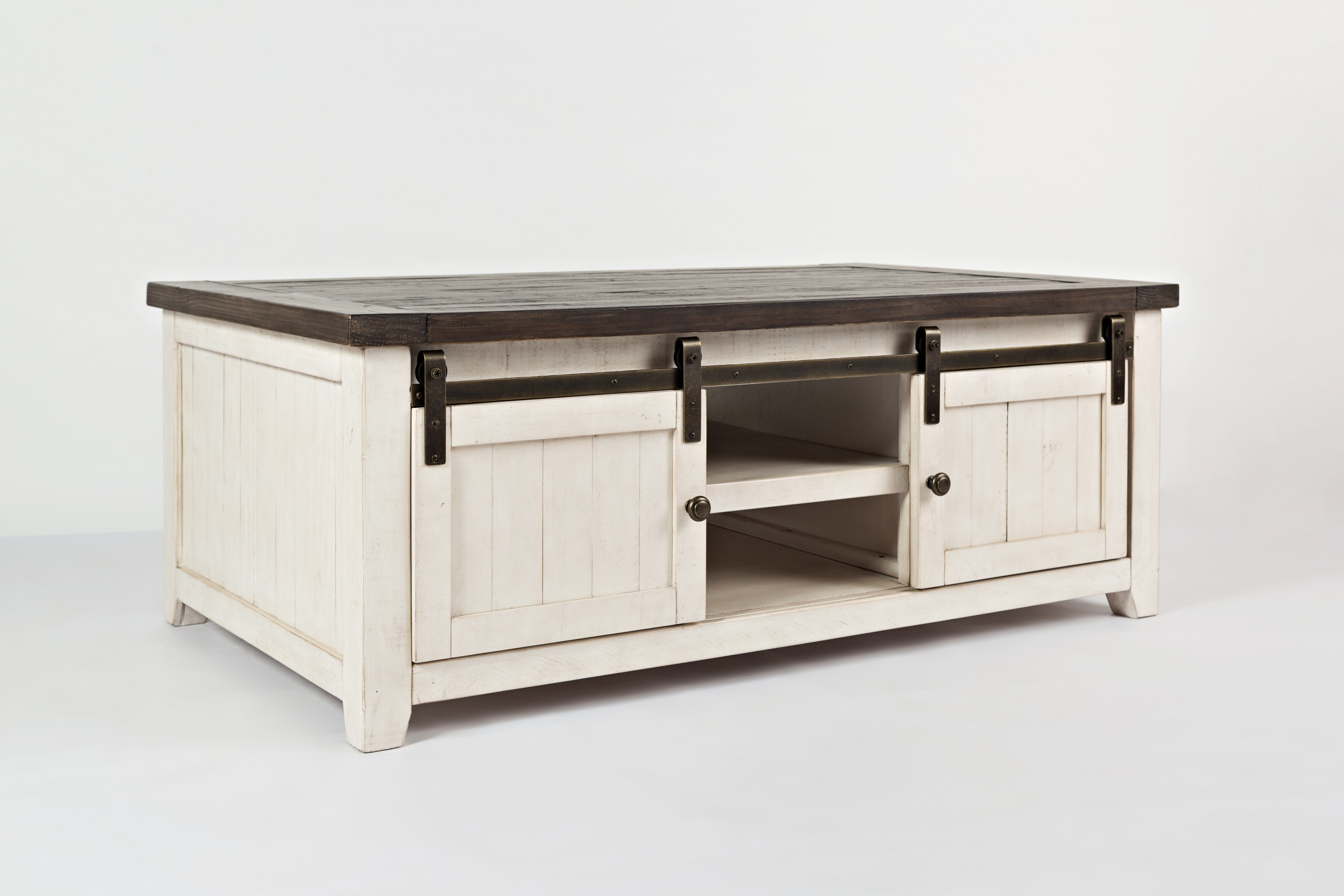 Gracie Oaks Westhoff Coffee Table With