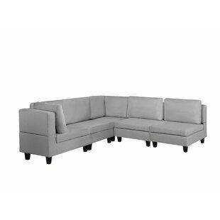 Wodella Reversible Modular Corner Sofa By Zipcode Design
