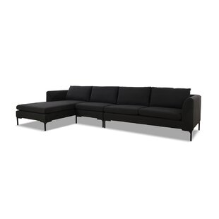 Compare Dunder Modular Sectional by Brayden Studio Reviews (2019) & Buyer's Guide