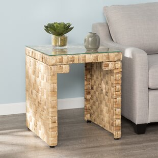 Compare & Buy Zyaire End Table by Highland Dunes