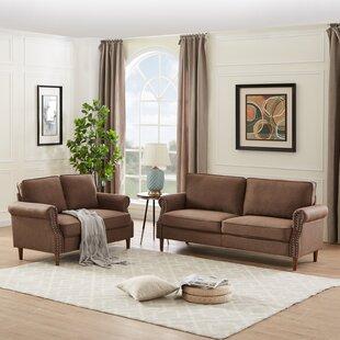 Morden 2-Pice Living Room Set by Red Barrel Studio