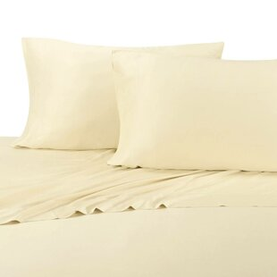 Highsmith Solid Bed 100% Egyptian-Quality Cotton Sheet Set