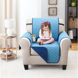 T-Cushion Armchair Slipcover