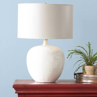 Wrought Studio Fenmore 30 Table Lamp Wayfair