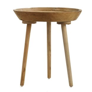 Takara Short Round End Table by Design Ideas