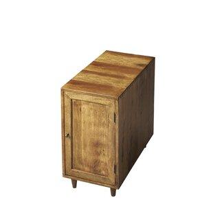 John Chairside 1 Door Accent Cabinet by Loon Peak