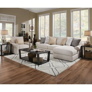 Pompeii Snow Sectional by Lane Furniture Purchase